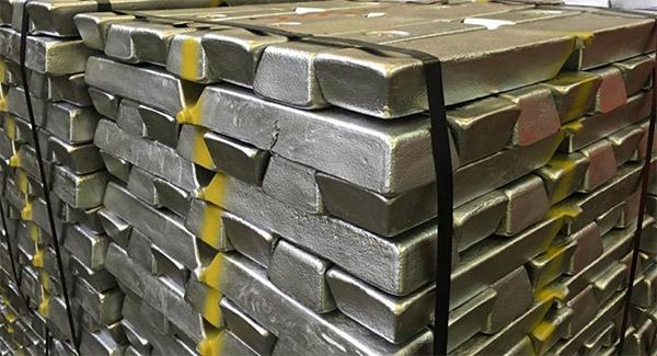 کاهش ۱۴٫۵ دلاری قیمت آلومینیوم