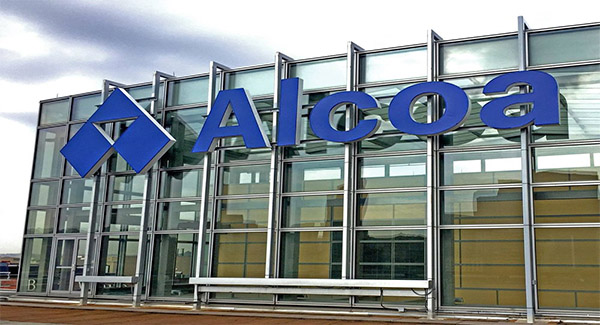 عرضه آلومینا با ردپای کربنی پایین توسط شرکت آلکوا
