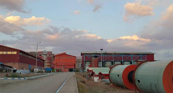 اتمام گازرسانی به بزرگترین مجتمع طلای خاورمیانه