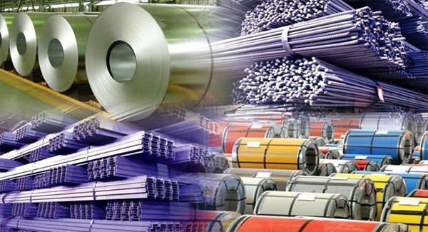 کاهش موجودی محصولات فولادی در بازار چین