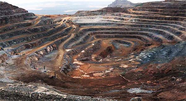 انجام ۵۰ هزار کیلومتر مربع اکتشاف ذخایر معدنی