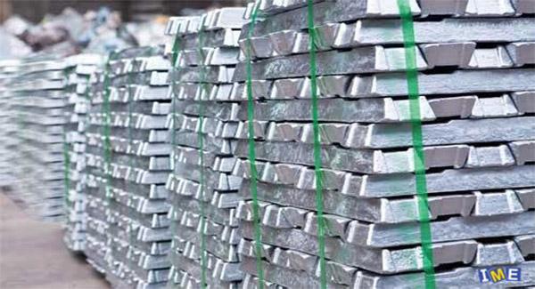 روند صعودی قیمت آلومینیوم