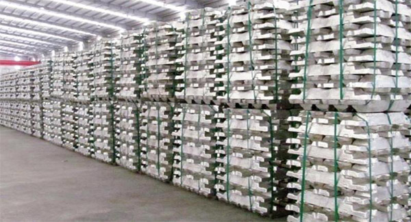 رشد قیمت آلومینیوم ادامه دارد