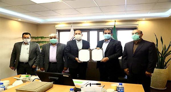 امضای تفاهم نامه همکاری بین ایمیدرو و استانداری خراسان شمالی، از تکمیل فاز ۲ پروژه آلومینای جاجرم تا انجام مطالعات اکتشافی در پهنه های استان