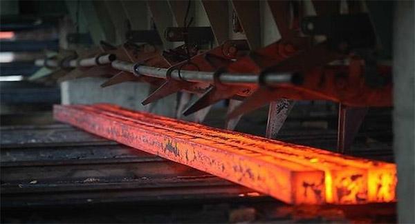 عرضه ۱۵۶هزار تن شمش بلوم در تالار محصولات صنعتی و معدنی