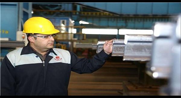 افزایش ۱۵ درصدی تولید محصولات صنعتی ذوبآهن در سال جاری