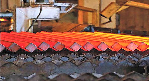 فولاد سازان بزرگ ۱۳.۱ میلیون تن شمش تولید کردند