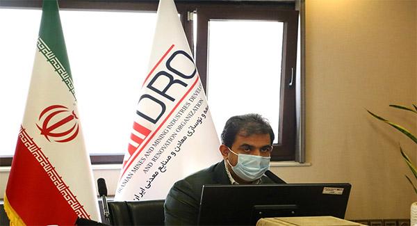 وزارت صمت و ایمیدرو علاقمند به انقلاب معدنی در استان هستند