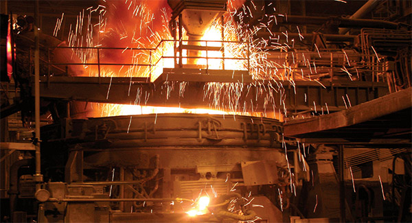 افتخارآفرینی در گروه فولاد مبارکه با کسب رکوردهای پی در پی در راستای تحقق شعار جهش تولید در سال جاری