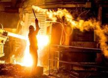 بهبود کیفیت مواد اولیه با هدف کاهش آلایندگی صنعت فولاد