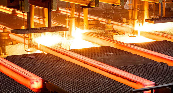 رشد تولید بزرگترین فولادساز دنیا