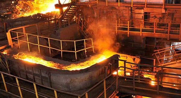ثبت رکورد جدید تولید در فولاد سفید دشت
