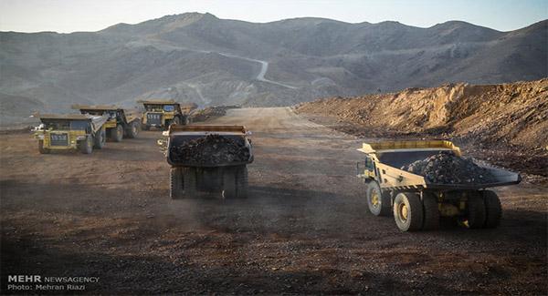 ۱۵۷ معدن دیگر به چرخه تولید و بهره برداری بازگشتند