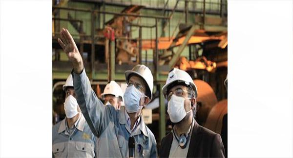در حمایت از شركت فولاد مباركه باید نگاه ملی داشته باشیم