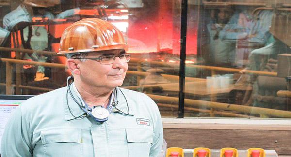 فولاد هرمزگان در حوزه های مختلف پدافند غیرعامل اقدامات قابل توجهی انجام داده است