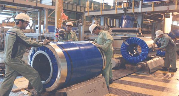 قیمت فولاد به زیر ۱۰ هزار تومان میرسد