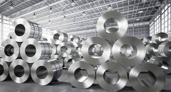 عرضه ۱۰۵ هزار تن ورق فولادی در تالار محصولات صنعتی ومعدنی