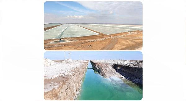 تخصیص برداشت ۶۰ میلیون مترمکعب شورابه معدنی به مجتمع پتاس طبس