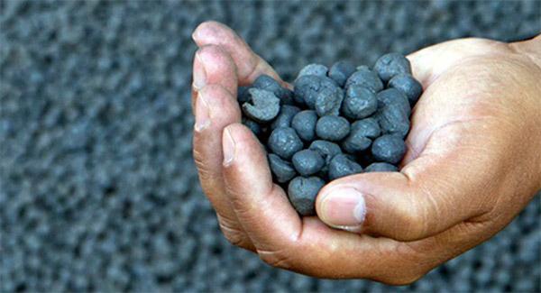 مشکل تولید کنندگان گندله هند در تامین مواد اولیه