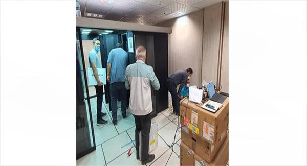 راهاندازی مرکز داده پیشرفته در شرکت فولاد سفیددشت