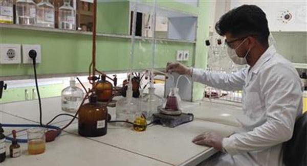 آزمایشگاه فولاد سنگان؛ اولین آزمایشگاه استاندارد گندلهسازی شرق كشور