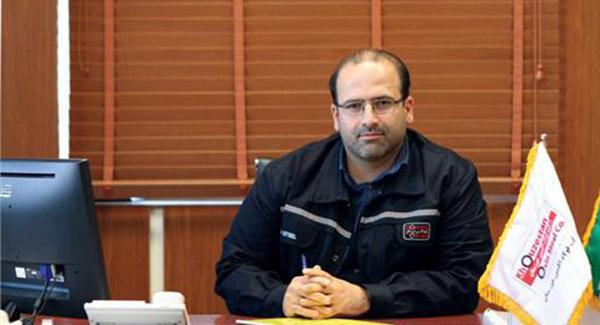پیام تبریک مدیرعامل شرکت فولاد اکسین خوزستان برای انتصاب مدیرعامل جدید ایمیدرو