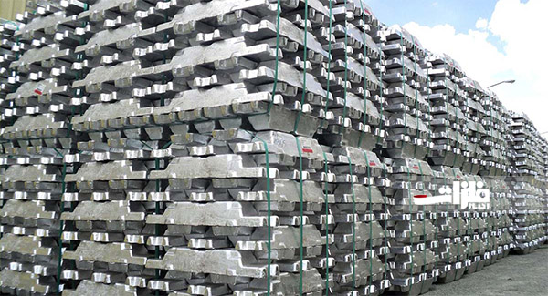 کاهش ۲۲ دلاری قیمت آلومینیوم