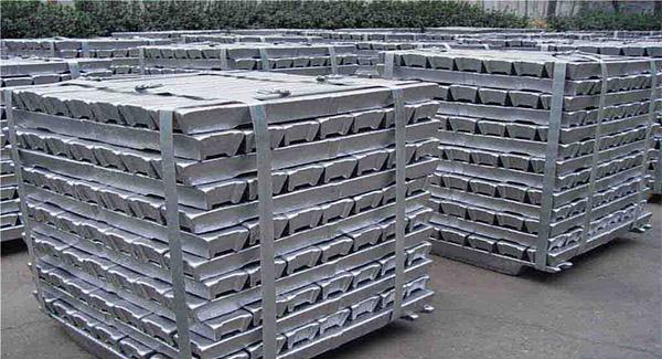 کاهش ۲۳٫۵ دلاری قیمت آلومینیوم