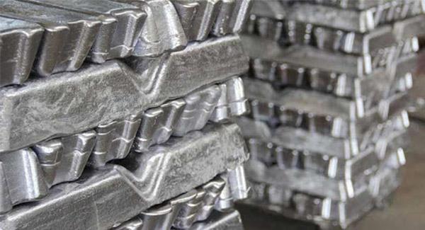 ۲۰٫۵ دلار افزایش قیمت آلومینیوم در بورس لندن