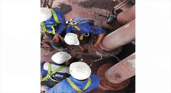 پیش بینی رشد ۶۲ درصدی تولید آهناسفنجی مجتمع فولاد بافت در سال جهش تولید