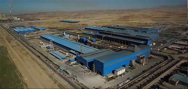 رشد ۵۲ درصدی تولید در مجتمع فولاد صنعت بناب