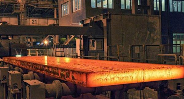 فولاد هرمزگان باتولید ۱۳۹ هزار تن تختال رکورد جدیدی ثبت کرد