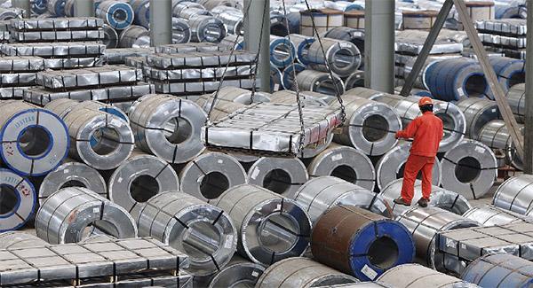 چشم انداز مثبت تقاضای فولاد اروپا در سال آینده میلادی