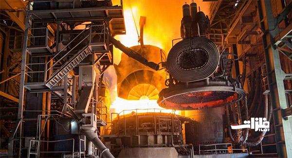 در سال ۲۰۲۰ ایران رتبه یازدهم در تولید فولادخام را به خود اختصاص داد