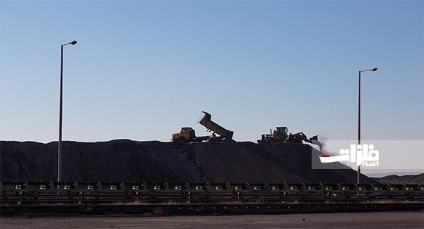 رکورد تامین ماهانه کنسانتره سنگآهن در فولاد خراسان شکسته شد