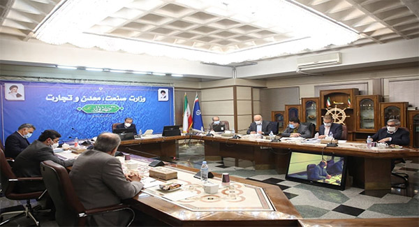 کمیتهای برای پیگیری مسائل مرتبط با فولاد با محوریت بخش خصوصی تشکیل شود