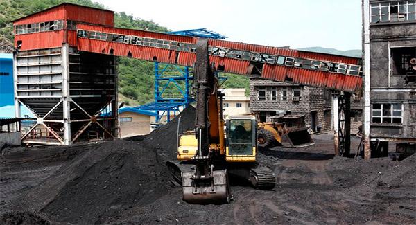 افزایش ۱۱ درصدی تولید کنسانتره زغالسنگ ایمیدرو
