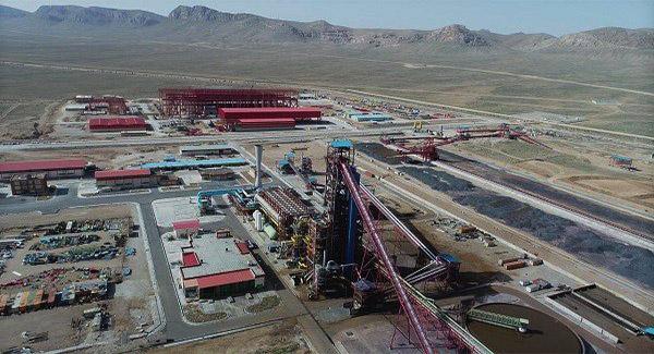 تحقق ۱۰۱ درصدی برنامۀ تولید در شركت فولاد سفیددشت