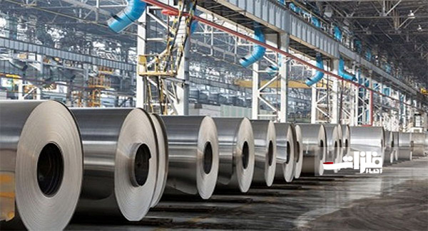 صادرات فولاد ژاپن ۴٫۷ درصد کاهش یافت