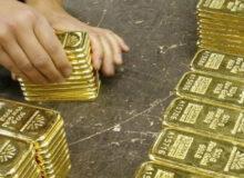 ثبت معامله ۱۰ کیلوگرم شمش طلا در بورس کالای ایران