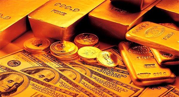رشد قیمت جهانی طلا