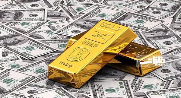 جذابیت طلا در برابر کاهش دلار