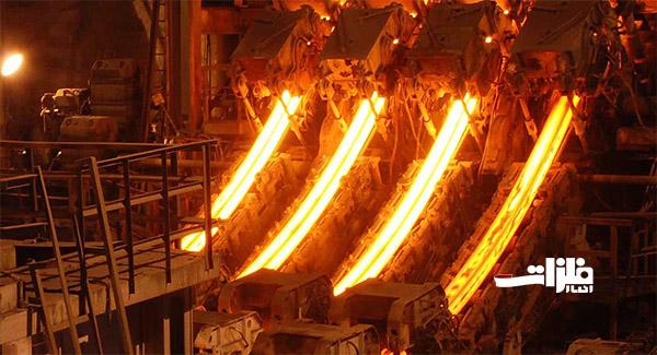 افزایش ۲ برابری تولید فولاد