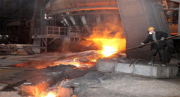 رشد ۶٫۶ درصدی تولید فولاد در جهان