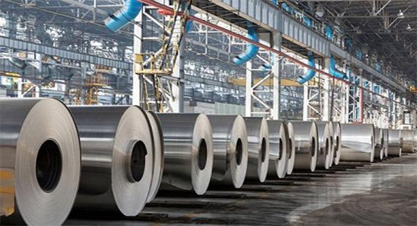 عرضه ۱۷۸ هزار تن فولاد در تالار محصولات صنعتی و معدنی