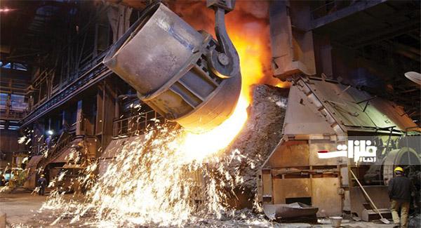 کاهش تقاضا فولاد چین تا اول ژانویه
