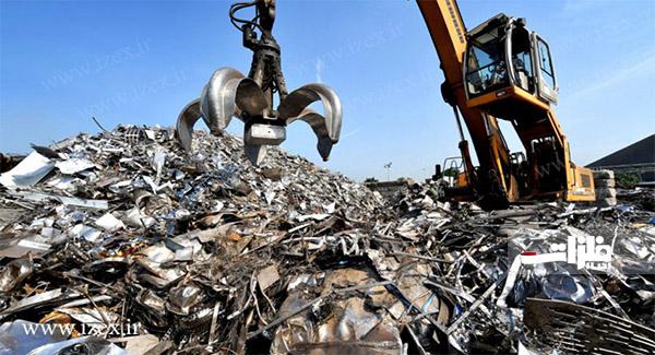 جولان قراضهآهن در صنعت فولاد