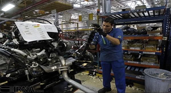 قطعهسازان برای افزایش تولید ۱۵ هزار تن فولاد نیاز دارند