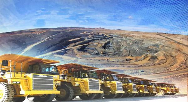 افزایش ۲۲۳ درصدی تولید سنگ آهن و ۱۹۰ درصدی اشتغال در شرکت صنایع ومعادن ماهان سیرجان