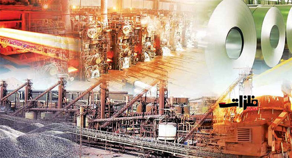 رشد ۹۱۹ درصدی واردات محصولات فولادی نیمه آماده به چین